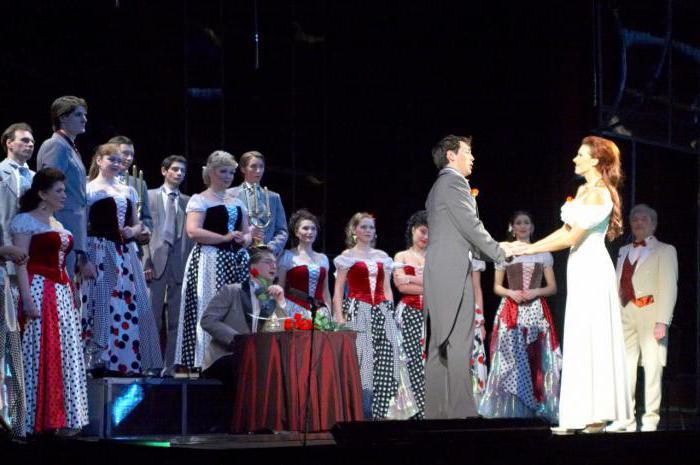 Театр музкомедии, Новосибирск: репертуар, адрес, фото и отзывы