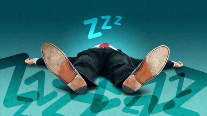 Что делать, если вы никогда не расстаетесь с усталостью?