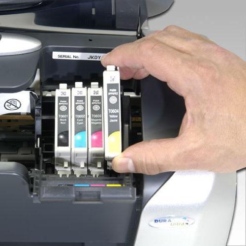 Принтер Epson T50: обзор, возможности, ошибки