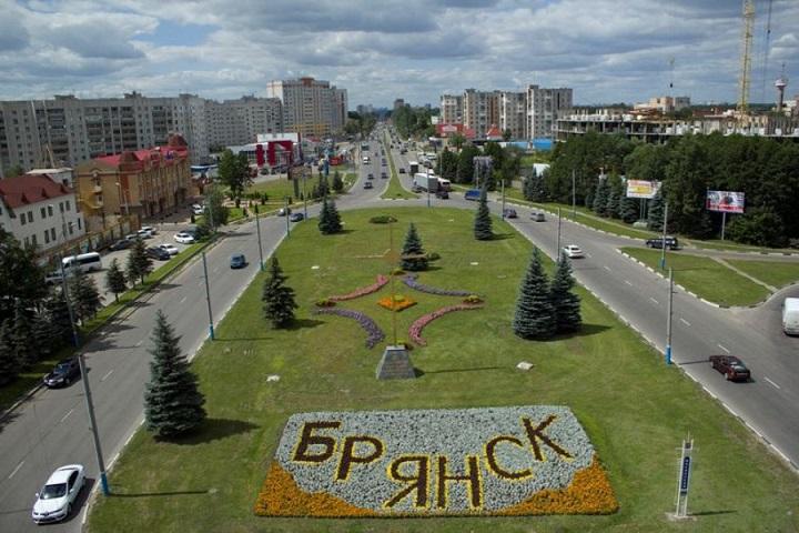 Где находится Брянск? Как далеко от Москвы?