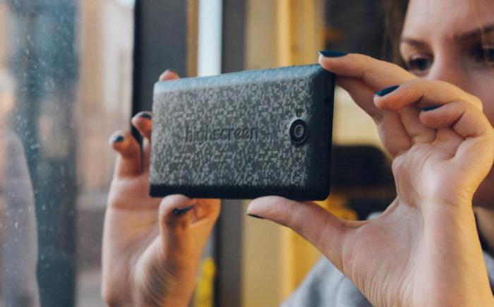 Обзор смартфона Highscreen Verge: технические характеристики, особенности и отзывы