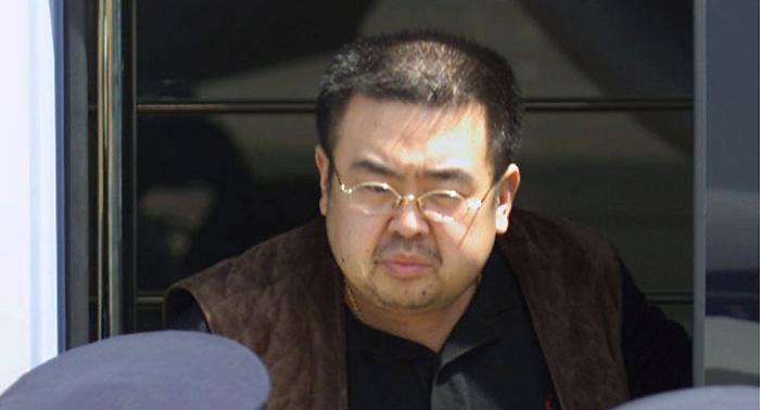 Убийство внука Ким Ир Сена. Основная версия