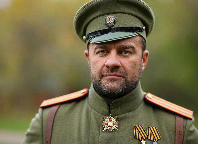 Михаил Пореченков: фильмография. Факты биографии, отзывы телезрителей