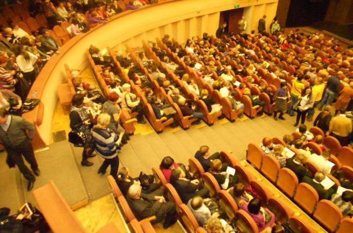 Театр Моссовет: история и фото