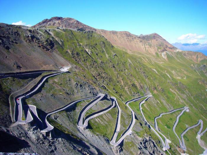 25 самых опасных дорог в мире