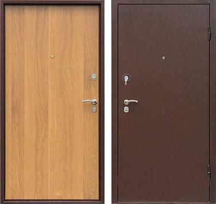 Входные двери с терморазрывом: достоинства и недостатки