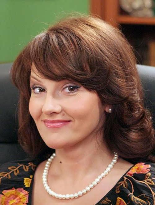 Марина Есипенко: она научилась быть просто счастливой