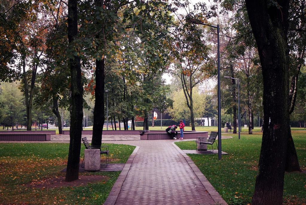 Гончаровский парк в Москве: адрес, как добраться?