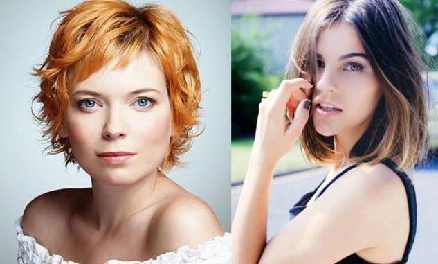 Покраска волос на короткие волосы: описание технологии, рекомендации, интересные идеи