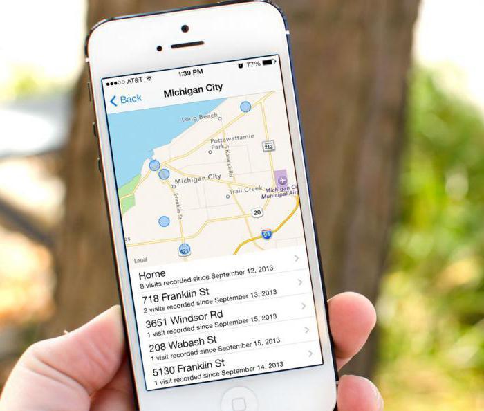 Как отключить геолокацию на айфоне: инструкция и рекомендации