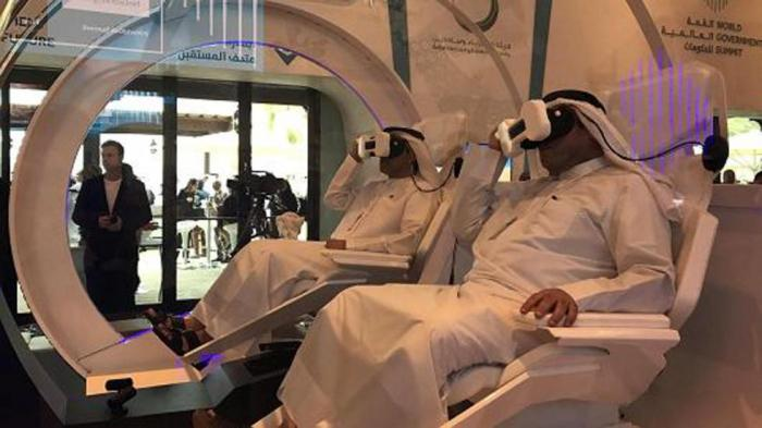 ОАЭ хотят построить город на Марсе до 2117 года