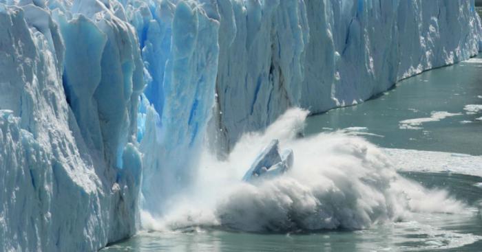 Человек меняет планету в сотни раз быстрее, чем силы природы