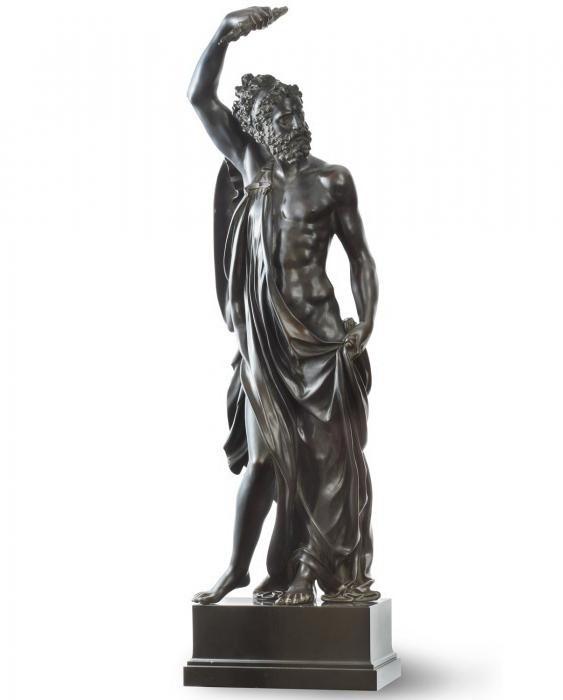 Итальянский скульптор Челлини Бенвенуто: биография, творчество и интересные факты