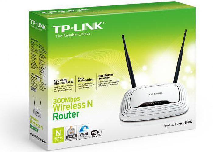 Роутер TP Link 841: характеристики и отзывы