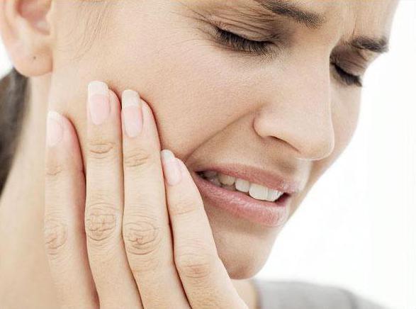 чувствительность зубов при отбеливании