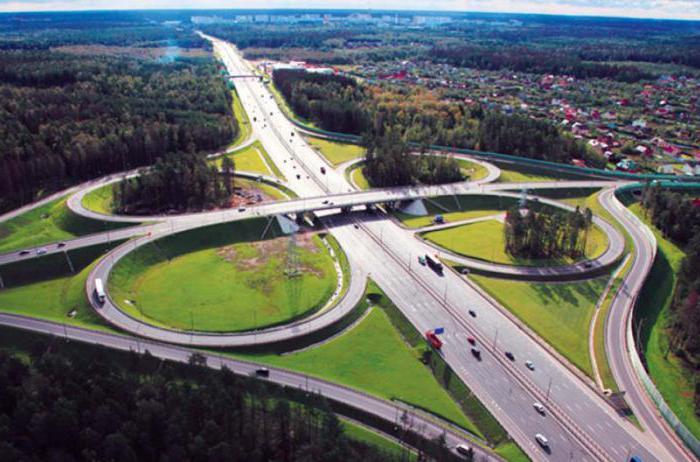 Минское шоссе: описание и история