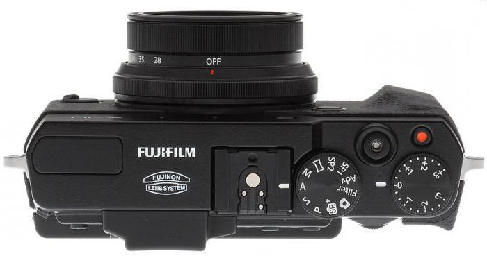 Fujifilm X30: инструкция и характеристики