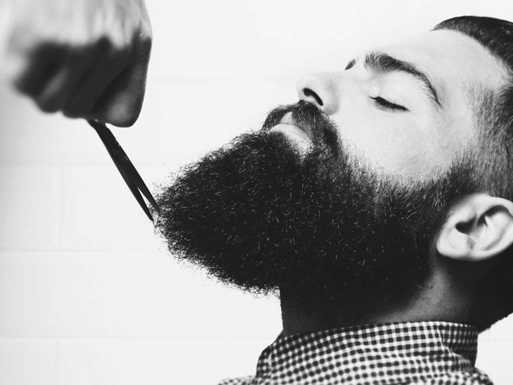 Как подстричь бороду в домашних условиях?