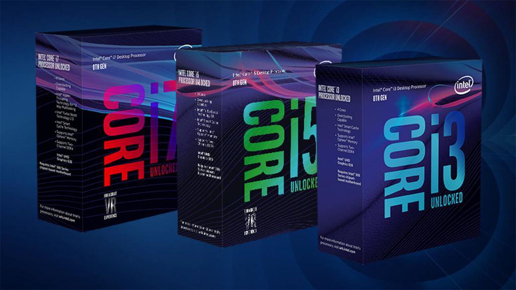 Сравнение производительности процессоров Intel последнего поколения