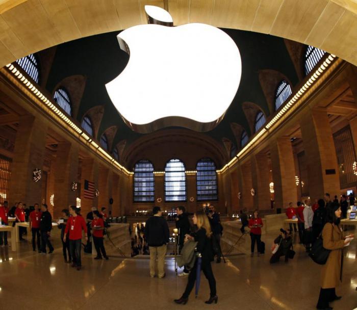 Компания Apple подала иск против поставщика чипов для iPhone на 1 млрд долларов