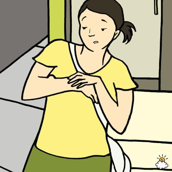 Если у вас есть 1 из 10 этих симптомов - немедленно звоните в скорую!