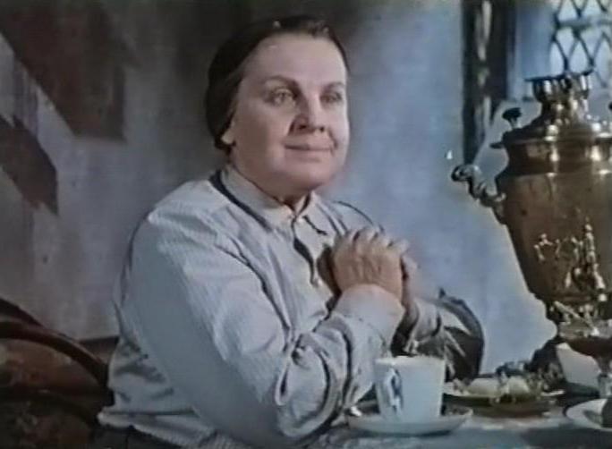 Ольга Жизнева. Актриса, мечтавшая сыграть девушек в платочках