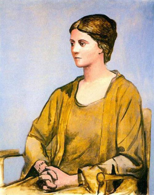 Ольга Хохлова: биография, личная жизнь. Пабло Пикассо и Ольга Хохлова