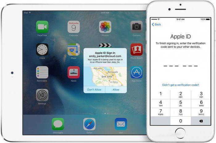 Двухфакторная аутентификация Apple: особенности, принцип защиты, отключение