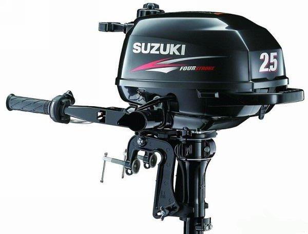 подвесной моторчик сузуки 2.5 характеристики