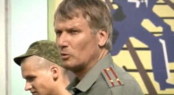 Актер Сергей Насибов: биография, личная жизнь. Лучшие фильмы