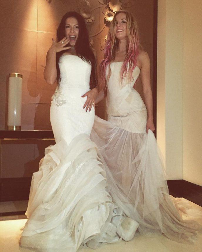 Невесты 2017: как звездные красавицы готовятся к свадьбе