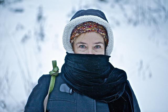 Как составить предложение со словом зима?