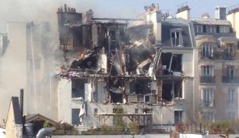 Взрыв газа в жилом доме: причины взрывов, случаи