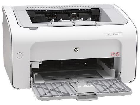 HP 1102, лазерный принтер: характеристики, картридж, отзывы