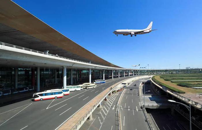 Международные аэропорты Пекина