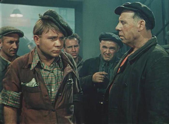 Советская мелодрама «Дело Румянцева»: актёры, роли, краткий сюжет
