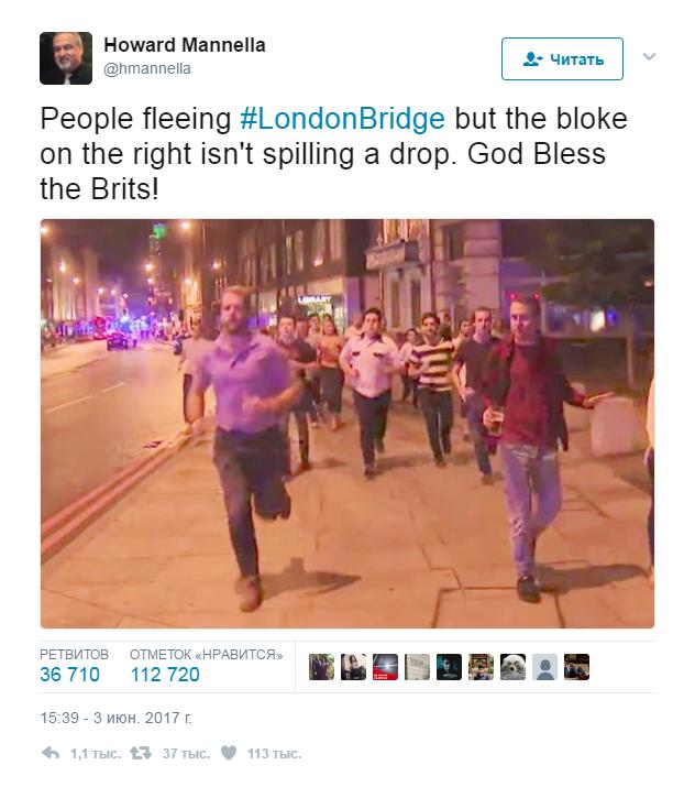 Вся Англия в одном фото: снимок, который набрал 111 000 лайков