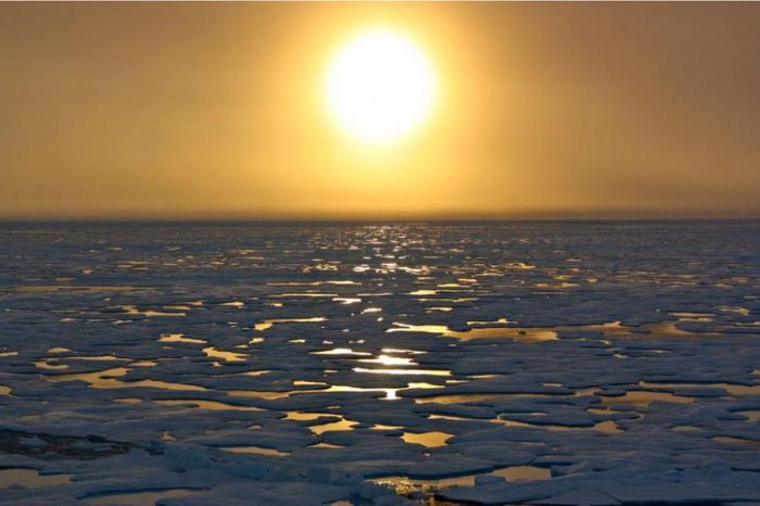 Восстановить арктический лед можно с помощью крошечных ветряных насосов
