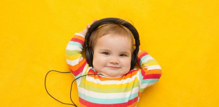 Психологи создали песню, которая делает детей счастливыми