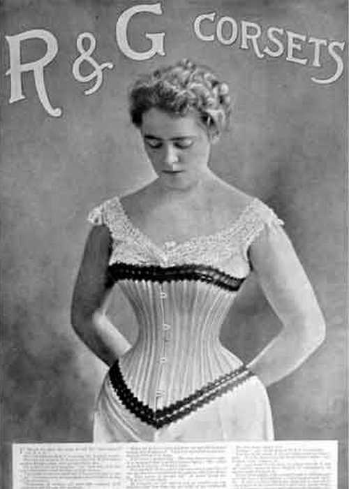 Смертонасная мода: 10 фешн-тенденций в истории, который доводили модников до смерти