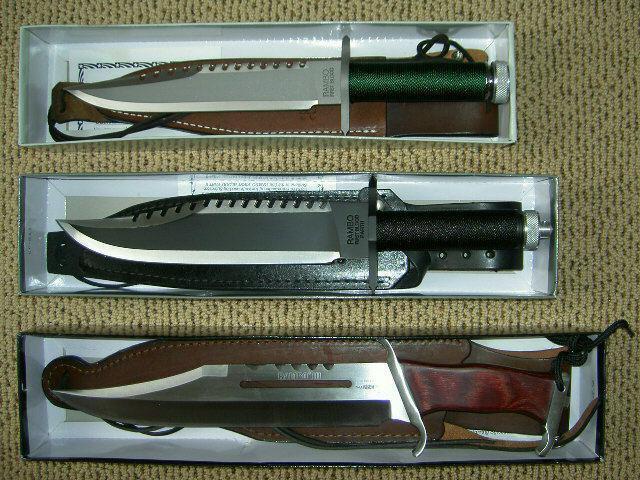Нож «Рэмбо»: история создания, описание