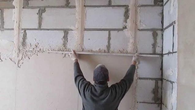 Чем выровнять стены? Материалы для выравнивания стен