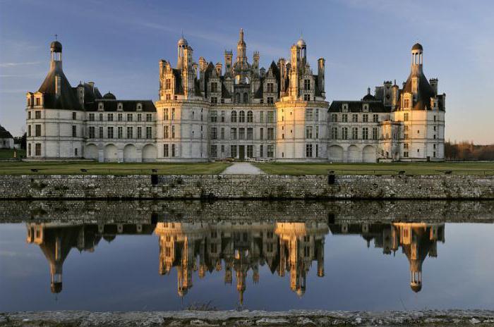 Самый знаменитый замок Франции: обзор, история и интересные факты