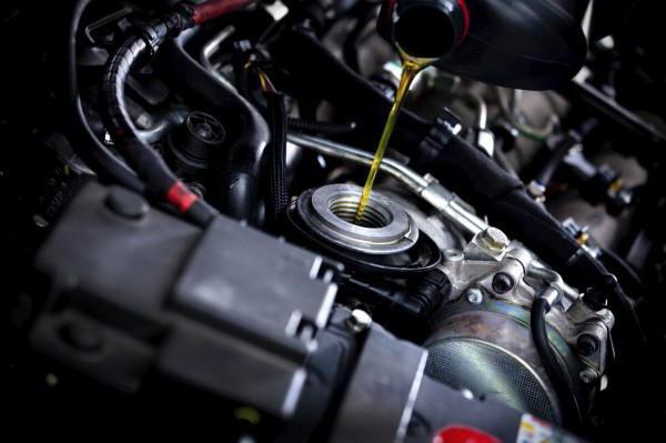 Триботехнический состав для двигателя
