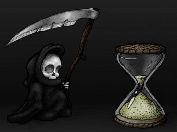 Почему не имеет смысла бояться смерти?