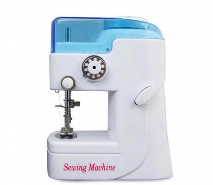 Портативная швейная машинка: преимущества, принцип работы и отзывы