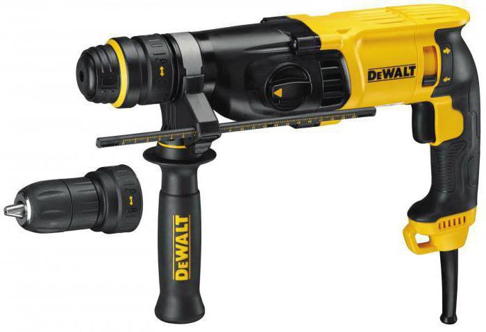 Перфоратор DeWalt: технические характеристики, производитель, отзывы о лучших моделях