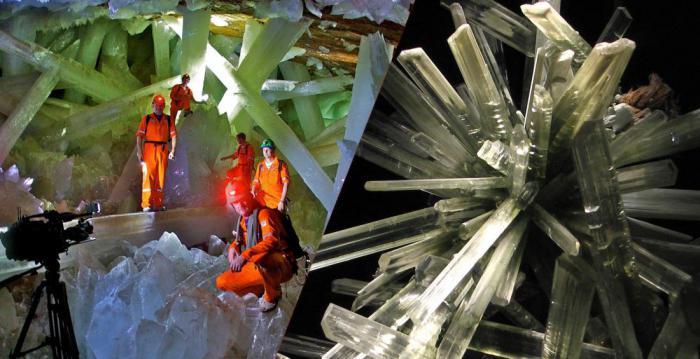 Ученые обнаружили 50.000-летнюю микробную жизнь, запертую в ловушке в кристаллах