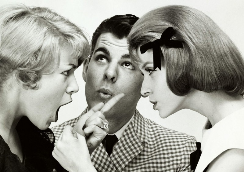 Жизнь в треугольнике: муж, жена, любовница