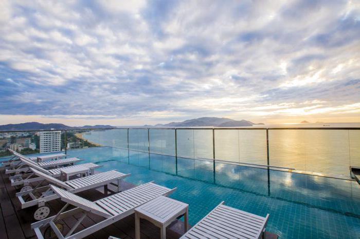 Olympic Hotel Nha Trang 3* (Вьетнам, Нячанг): описание номеров, сервис, отзывы
